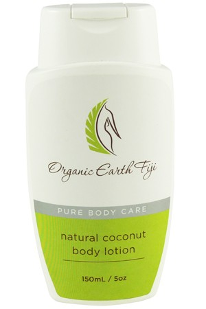 Natural Coconut Body Body Lotion